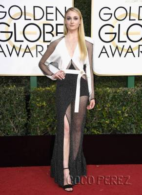 2017-golden-globes-sophie-turner
